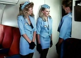 Foxy Flight Attendants #57