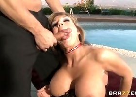 Gorgeous ass sex video featuring Danny Mountain and Nikki Sexx
