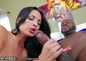Anissa Kate Analed by Massive Black Cock