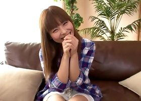 Fabulous Japanese whore Anri Sonozaki in Incredible JAV uncensored Fingering video
