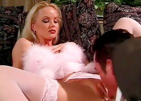 Hot Compilation Video Of The Hot Blonde Silvia Saint